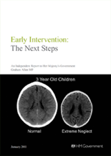 Early Intervention report by Graham Allen MP